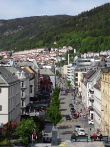 View from Johanaskirken