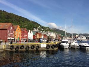 Bryggen Quay