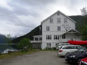FJaerland Hotel