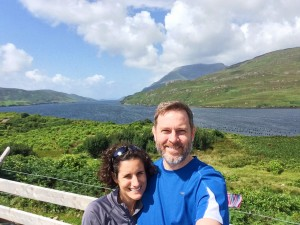 Killary Harbour - Killary is the only fjord in Ireland