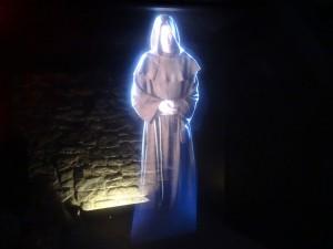 Jedi hologram