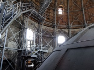 Dome inside a dome
